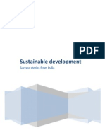 Sustainable Development Success Stories