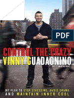 Control the Crazy by Vinny Guadagnino - Excerpt