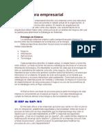 El ERP de SAP