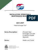 Operating Instructions GCO Eng 2011