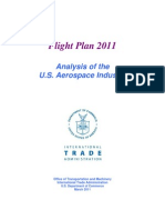 US Commerce Department Analysis on US Aero Industry