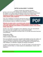 Alimentos Alkalinos y Acidos 1