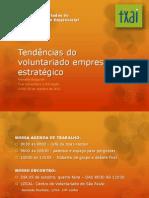 Tendências do VE Estratégico Bulgarelli 05out11