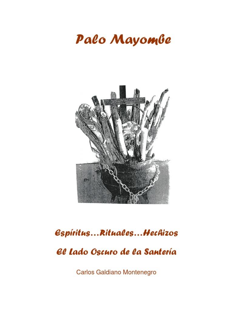palo mayombe spirits rituals spells pdf