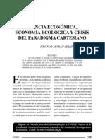 Ciencia_economia Ruptura de Paradigma