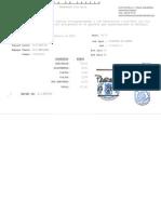 Pago Recibo Arbitral Certificado Carlos Toledo