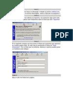 Creacion de Un Sitioweb