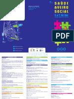 Saude Aveiro Social - Programa Dez 08-09