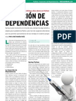 Inyeccion de dependencias