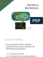 Genética Bacteriana1