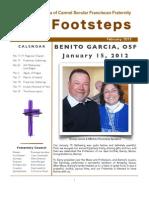 Footsteps Feb 12