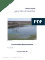 Hoja de Ruta de Alcantarillado SUNASS 2006-2012