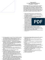 Study Guide for It 2