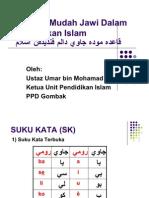 18787185 Kaedah Mudah Jawi Dalam Pendidikan Islam