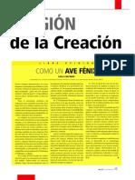 Correo 2001 Religión Criación
