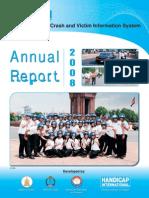 2008 Cambodia Road Crash and Victim Information System (RCVIS)