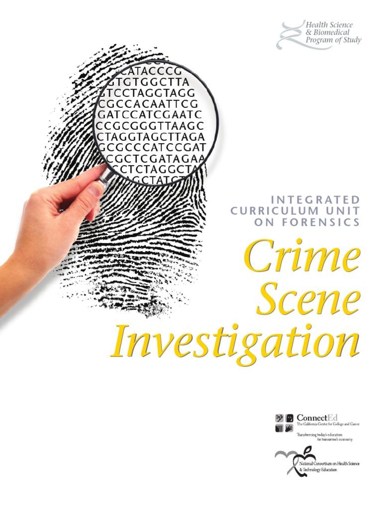 Crime Scene Investigation   Forensic Science   Crime Scene