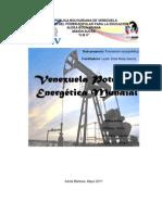 Venezuela Potencia Energética Mundial