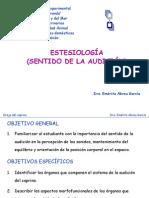 ESTESIOLOGIA-OIDO