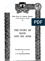 The Story of Raud and His Sons