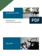 Muhummad Tutorial Ipv6 Basics