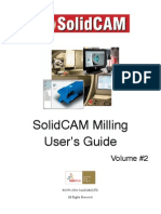 Solidcam Milling User Guide Vol 2