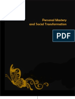 Personal Mastery and Social Transformation