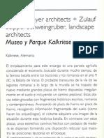 Escritos en Libro - Arquitectura Para La Cultura