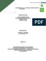 determinacion de la resistencia a la fluencia a partir de datos de dureza  CARLOS ANDRÉS GALÁN