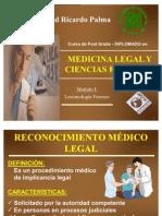 Mod I - Lesionología Forense CON FOTOS-DIPLOMADO
