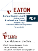 Eaton ISD SIP Day 2 Ppt 120223