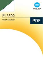 minolta pi3502
