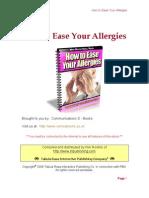 Ease Allergies