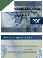 Balance of Payment