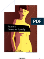Procedures in Obstetrics and Gynaecology Textbook