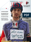 QUEST. Egypt's Cyber Revolution_2_2011