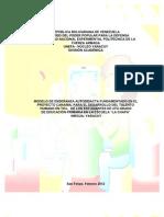 MODELO DE ENSEÑANZA AUTODIDACTA FUNDAMENTADO EN EL PROYECTO CANAIMA, PARA EL DESARROLLO DEL TALENTO HUMANO EN TICL