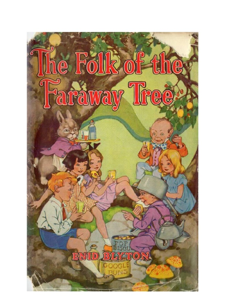 Up The Faraway Tree Ebook