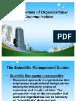 Fundamentals of Organizational Communication Ppt @ Becdoms