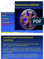Lecture 07 - Synchronous Machines