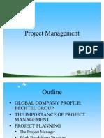 Project Management @ BEC DOMS