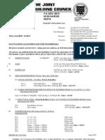 Jbc November 2011 Issued on 19.12.11