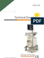 SA-X6 Tech Specs