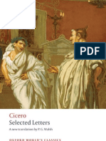 Cicero Selected Letters
