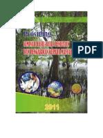 """Cover """"Prosiding Seminar Hasil Penelitian dan Pengabdian kepada Masyarakat"""", Universitas Lampung, Oktober 2011"""