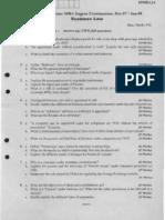 business law vtu question papersbl-dec-jan-07-08