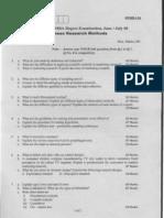 business researchbrm-jul-08