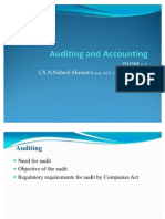 Lecture - 5 - Auditing and Accounting