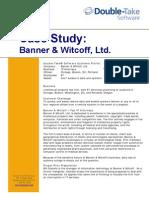 Case Study Bannerwitcoff