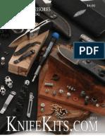 KnifeKits Catalog 2011